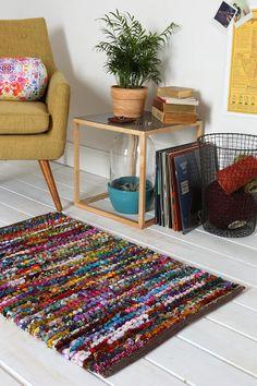 Magical Thinking Woven Loop Rug