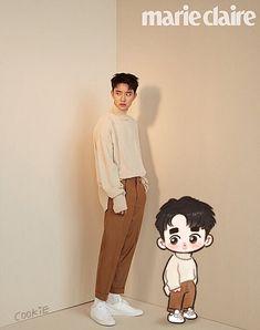 Do . Cre: the owner/as logo Kyungsoo, Exo Chanyeol, Kaisoo, Exo Cartoon, Exo Stickers, Exo Anime, Exo Lockscreen, Exo Fan Art, Exo Do