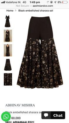 Com – SkillOfKing. Sharara Designs, Salwar Neck Designs, Wedding Outfits For Women, Pakistani Wedding Outfits, Choli Dress, Sarara Dress, Jacket Dress, Indian Gowns Dresses, Pakistani Dresses