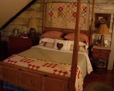 Guide To Discount Bedroom Furniture. Bedroom furnishings encompasses providing products such as chest of drawers, daybeds, fashion jewelry chests, headboards, highboys and night stands. Primitive Country Bedrooms, Primitive Homes, Country Primitive, Primitive Antiques, Primitive Decor, Prim Decor, Primitive Furniture, Primitive Christmas, Primitive Fireplace