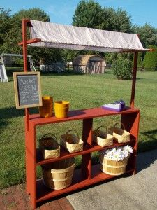 Farmers Market Play Set! Ideas for learning while you play!