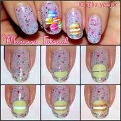 macaron_nails_tutorial