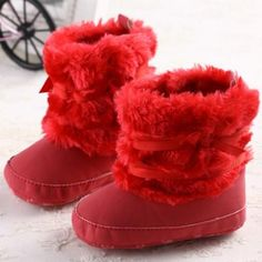Winter Baby Snow Boots | Furrple