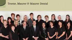 Considering a dentist in Garner, Iowa? The Dental Practice of Tesene, Maurer, and Maurer Dental offer general, family and cosmetic dentistry. Located in North Dental Group, Your Smile, Cover Photos, Place Card Holders, Dentists, Iowa, Searching, Health, Search
