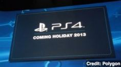 VIDEO: Sony Announces the Playstation 4, With No PS4 - http://hotpressreleases.net/current-affairs/video-sony-announces-the-playstation-4-with-no-ps4/