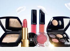Maquiagem Chanel Jardin de Camelias Collection!