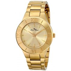 Reloj Lucien Piccard 12922-YG-10 Helena Para Mujer