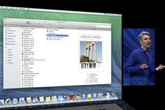 Apple's Mac OS X 10.9 adds faster response time, Apple Maps (Photo: Apple)