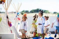pow wow birthday party | The Native American Pow Wow party ideas and elements to look for from ...