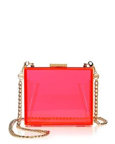 Juicy Couture | Lucite Minaudiere