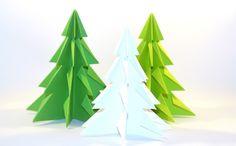 By Oana - Decoratiuni braduti origami Origami, Diy Projects, Creative, Christmas, Art, Xmas, Art Background, Kunst, Origami Paper