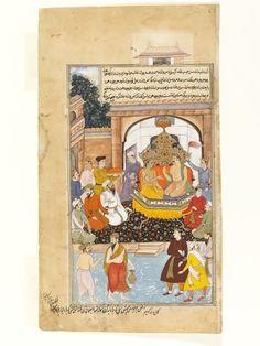 Duryodhana and Salya