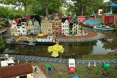 DENMARK - Legoland