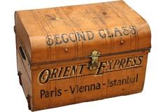 Orient Express trunk, c. 1890