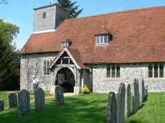 West Wellow Chapel, Hampshire, UK The burial site of Florence Nightingale