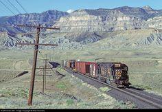 RailPictures.Net Photo: DRGW 3122 Denver & Rio Grande Western Railroad EMD GP40-2 at Cedar, Utah by Blair Kooistra