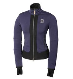 Vikur Women´s Jacket   Polartec®Wind Pro®Stretch makes up the body of this jacket and provides excellent breathability, 4-way stretch, and a soft brushed insulated lining.