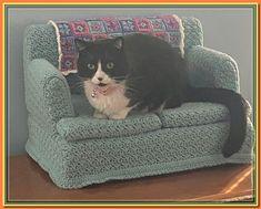 (paid link) Cat Hammock-10 steps Materials: Fabric #cathammock
