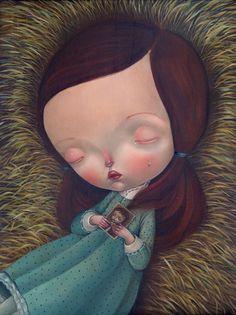 Mia's Sweet Dream, Dilka Bear