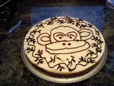 ¡El mono de Mailchimp! Golosolandia: Taras y postres caseros  Recetas fáciles en:  http://www.golosolandia.blogspot.com