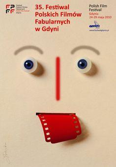 XXV Festival of Polish Films, Polish Poster