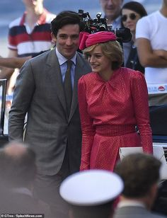 Margaret Thatcher, Gillian Anderson, Prince Charles, Australia Occidental, The Crown Series, Crown Netflix, The Crown Season, Costume Shop, Helena Bonham Carter