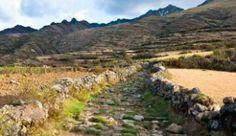 """Unesco declara al """"Camino del Inca"""" como Patrimonio de la Humanidad (gracias, Pascale)"""