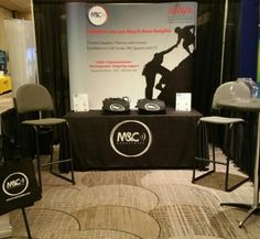 M&C Trade Show Booth at Arrow SI National Sales Conference February 2015