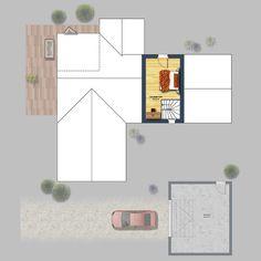 Découvrez cette Maison Design longère Herbignac ! Depreux Construction vous accompagne dans votre projet immobilier.