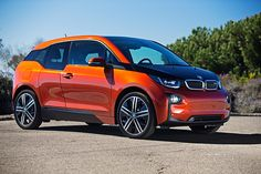 BMW i3 eco friendly benefits 1. Does not use gas 2. Does not pollute air 3. Has 80 miles per charge