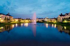 Saratoga Springs At Disney World...love it here.