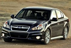 7. Subaru Legacy 2014 — TOP10 Cheapest 2013 Mid-Size Cars in U.S.)