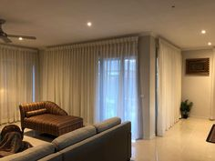 Sheer Curtains with Roller Blinds - Majestic Curtains and Blinds Sheer Drapes, Curtains With Blinds, Made To Measure Curtains, Roller Blinds, Window Coverings, Modern Design, Windows, Luxury, Interior
