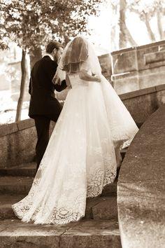 Traditional + Amazing {sweet wedding} » Erin Hearts Court