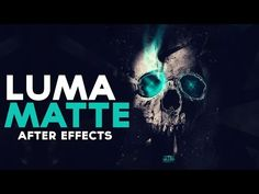 Luma Matte En After Effects Tutorial Adobe After Effects Tutorials, Effects Photoshop, Video Effects, After Effects Projects, Vfx Tutorial, Cinema 4d Tutorial, Animation Tutorial, Motion Design, Learn Animation