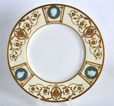 Minton Plate.