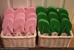 Dancing Shoes - include some cute comfy shoes in a gift type thing for your bridesmaids