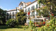 Funchal Madeira Hotel Quinta de Bela Vista Exterior - Madeira
