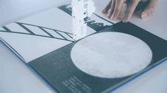 """Книга """"Motion silhouette"""", созданная японскими художниками Мегуми Кадзивара и Тацухико Нидзима. Изюминкой этой книги являются необычные иллюстрации - тени. #книгатеней #япония #Rbook@"""