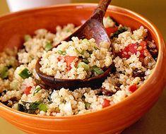 ... Quinoa on Pinterest | Quinoa salad, Black bean quinoa and Quinoa