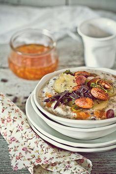 Best porridge ever!   http://table-table.blogspot.ch