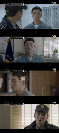 "[Spoiler] ""Prison Playbook"" Park Hae-soo Quits Baseball"