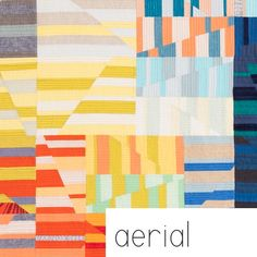 1110 Aerial quilt pattern thumbnail_2_Carolyn Friedlander_800px