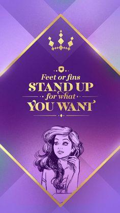 Motivational Phrases, Disney Films, Disney Wallpaper, Mobile Wallpaper, The Little Mermaid, Cartoon, Disney Princess, Movie Posters, Wallpapers
