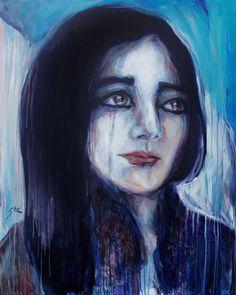 "Saatchi Online Artist Suhair Sibai; Painting, ""Imagine!"" #art"