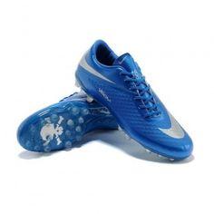 ナイキ サッカースパイクシューズ Hypervenom Phantom FG Boots ブルー - サッカーユニフォーム専門店|NBA・MLB・NFL|スポーツ用品通販