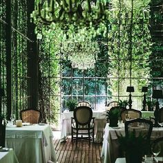 I really want to have lunch here today. Trouble is, I have no idea where it is. . Update: Thanks to the ever brilliant @houseofbeautyandculture , I know now this photo is from @meistershotelirma in Italy. Unfortunately, I can't make it by lunchtime. Maybe another day.