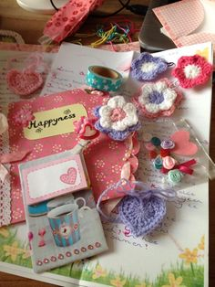 Snailmail that I've send to Anneloes!