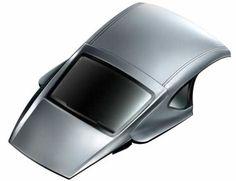 ZEINTOP. Invented by ANDREAS ZEINECKE, owner, Z-ART AUTO- MOTIVE DESIGN, for the Porsche 986 Boxster.
