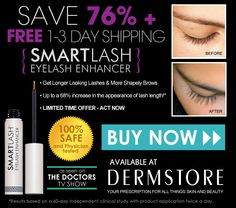 Restore the Appearance of Thicker Lashes